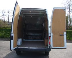 Express Speed Up - Gewone bestelwagen