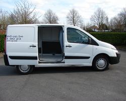 Express Speed Up - Kleine bestelwagen
